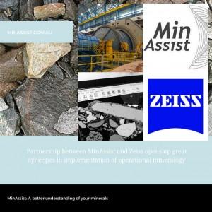 MinAssist Zeiss partnership